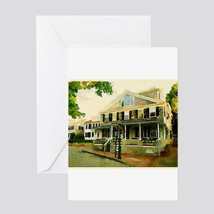 Edgartown Inn Greeting Cards