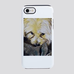 Look into my eyes iPhone 8/7 Tough Case