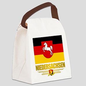 Niedersachsen Canvas Lunch Bag
