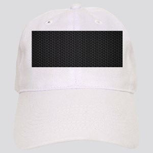 BLACK HONEYCOMB Cap