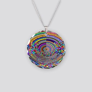 Psychedelic Trip Necklace