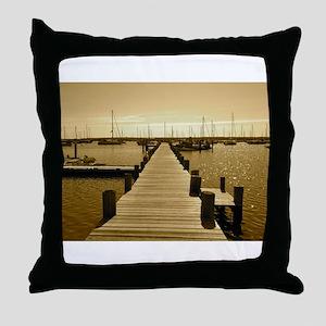 Owen Park, Vineyard Haven Throw Pillow