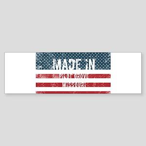 Made in Pilot Grove, Missouri Bumper Sticker