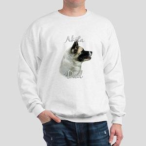 Akita Dad2 Sweatshirt