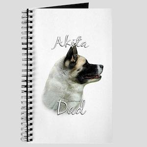 Akita Dad2 Journal