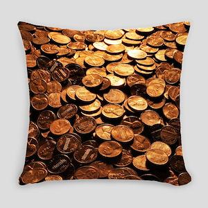 PENNIES Everyday Pillow