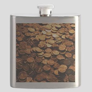 PENNIES Flask