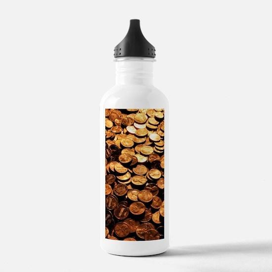 PENNIES Water Bottle