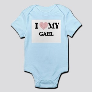 I Love my Gael (Heart Made from Love my Body Suit