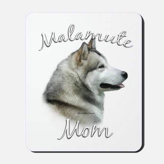 Malamute Mom2 Mousepad