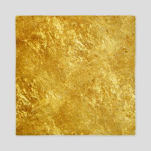 GOLD Queen Duvet