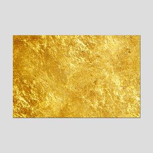GOLD Mini Poster Print