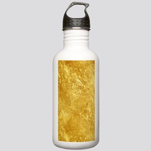 GOLD Stainless Water Bottle 1.0L