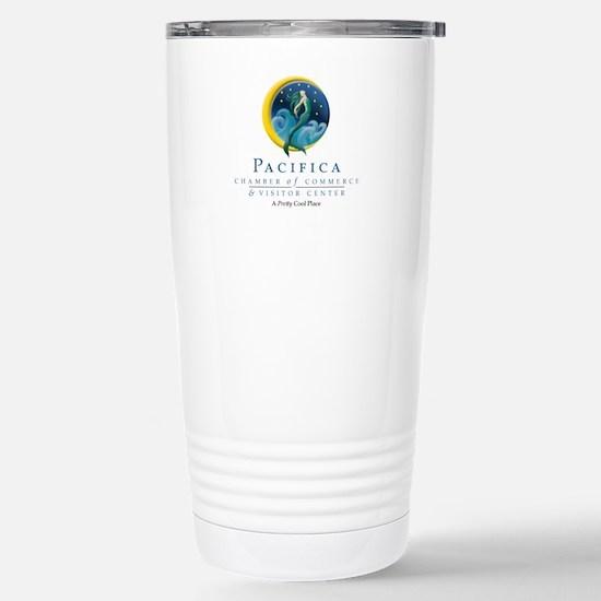 Mermaid Black Background Mugs