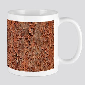 FLAKY RUSTING METAL Mug