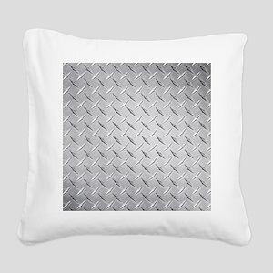 diamond Square Canvas Pillow