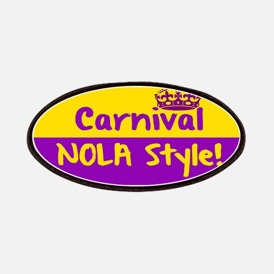 Carnival NOLA Style Patch