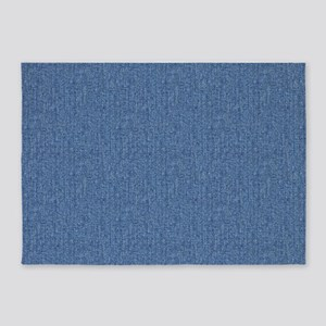 DENIM 5'x7'Area Rug