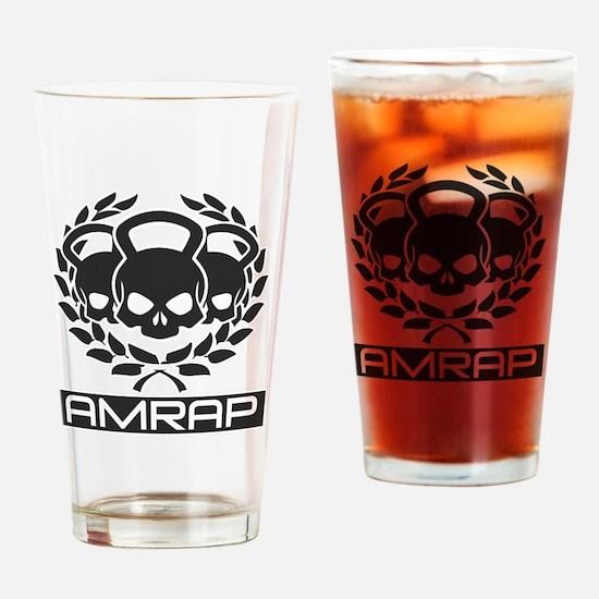 Cute Amrap Drinking Glass