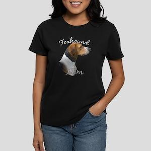 Foxhound Mom2 Women's Dark T-Shirt