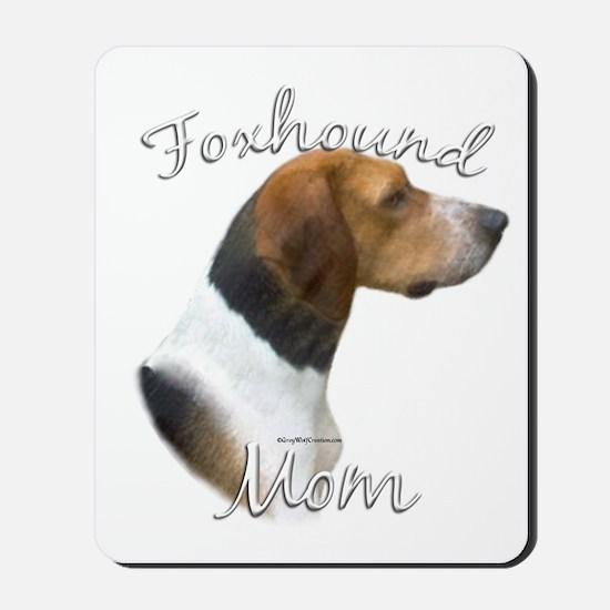 Foxhound Mom2 Mousepad