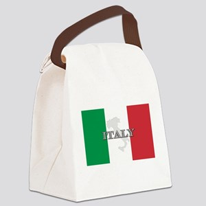 i-flag-extra Canvas Lunch Bag