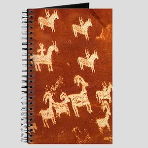 Atlatl Rock Petroglyphs Journal