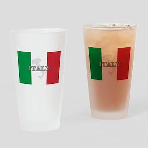 i-flag-extra Drinking Glass