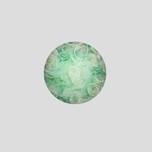 Wonderful roses pattern Mini Button