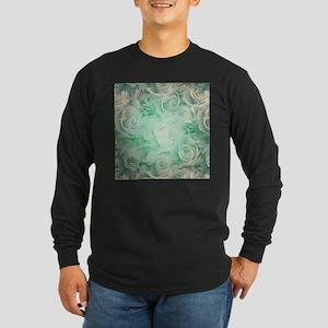 Wonderful roses pattern Long Sleeve T-Shirt