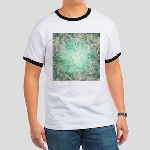 Wonderful roses pattern T-Shirt