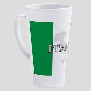 i-flag-extra 17 oz Latte Mug