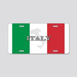 i-flag-extra Aluminum License Plate