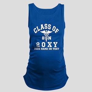 Class of 20?? Nursing (BSN) Maternity Tank Top