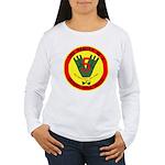 USS Rainer (AE 5) Women's Long Sleeve T-Shirt