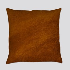 BRUSHED SUEDE TEXTURE Everyday Pillow