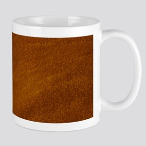 BRUSHED SUEDE TEXTURE Mug