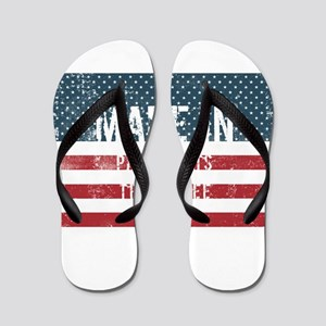 Made in Piney Flats, Tennessee Flip Flops