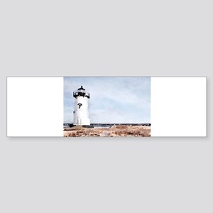 Edgartown Lighthouse Bumper Sticker