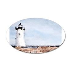 Edgartown Lighthouse Decal Wall Sticker
