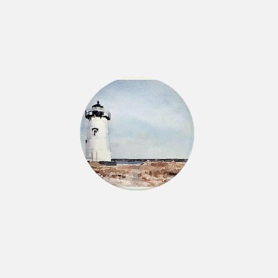 Edgartown Lighthouse Mini Button