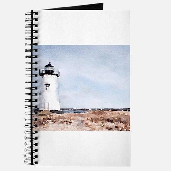 Edgartown Lighthouse Journal
