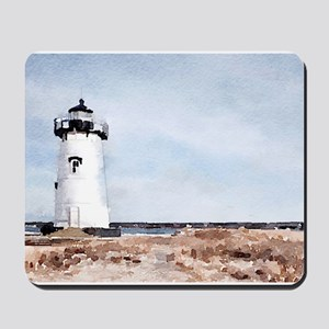 Edgartown Lighthouse Mousepad