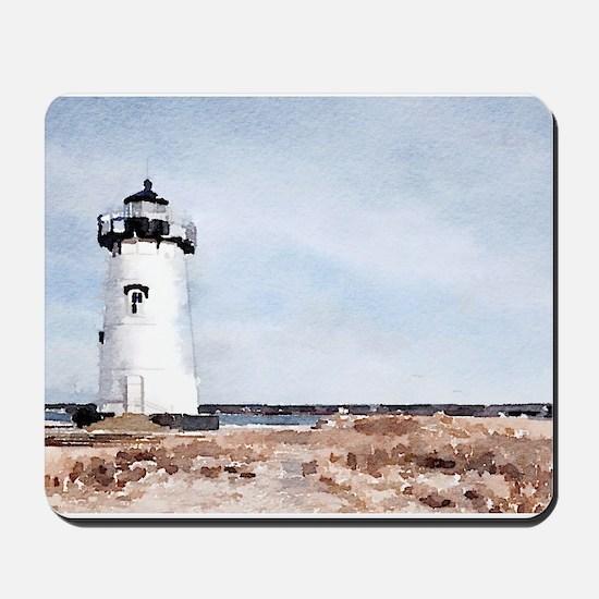 Edgartown Lighthouse Mousepad