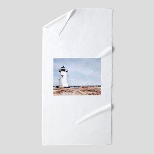 Edgartown Lighthouse Beach Towel