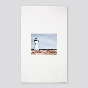 Edgartown Lighthouse Area Rug