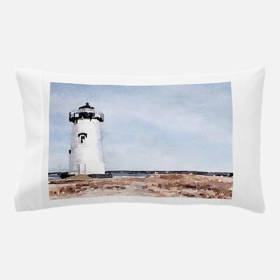 Edgartown Lighthouse Pillow Case