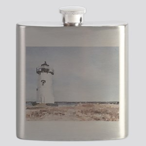 Edgartown Lighthouse Flask
