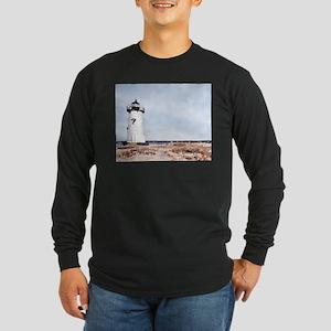 Edgartown Lighthouse Long Sleeve T-Shirt