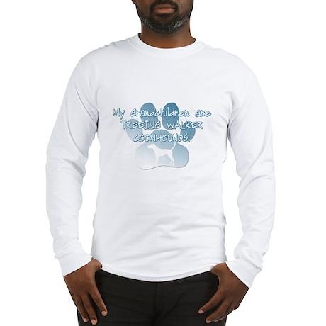 TW Coonhound Grandchildren Long Sleeve T-Shirt